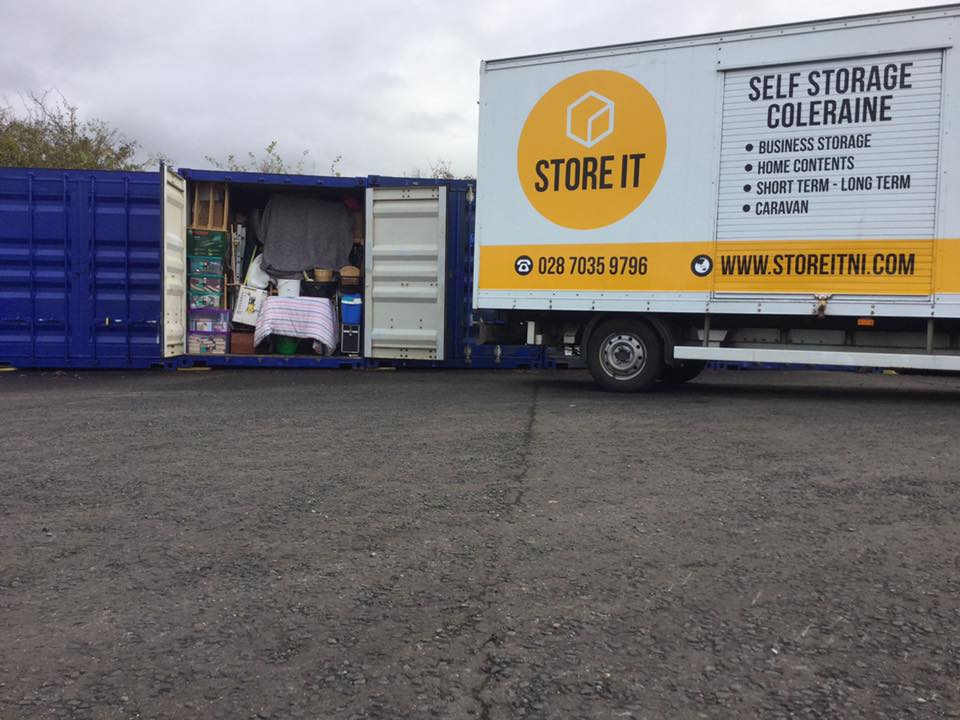Professional removals and storage